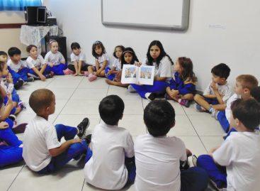 A importância da roda de história na educação infantil